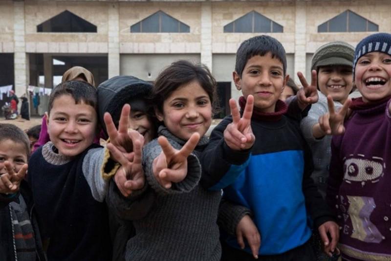 Le peuple syrien veut désespérément la paix (Medium.com)