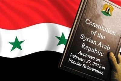 Lecture critique du Projet russe de Constitution syrienne