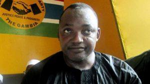 Que se passe-t-il en Gambie?