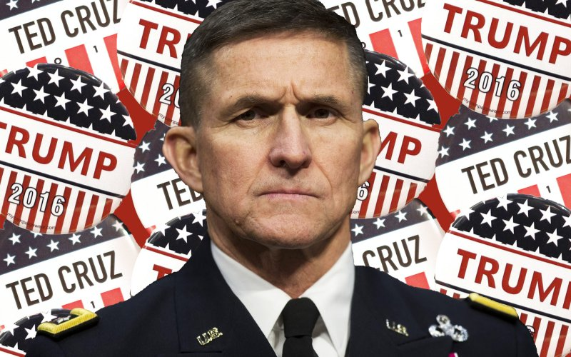 Vaine menace contre l'Iran - Flynn, le conseiller à la sécurité nationale, se ridiculise