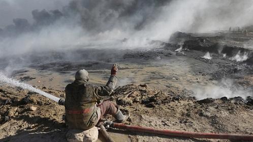 Vengeance et pétrole : « La guerre en Irak était la solution pour éviter d'instaurer une démocratie »