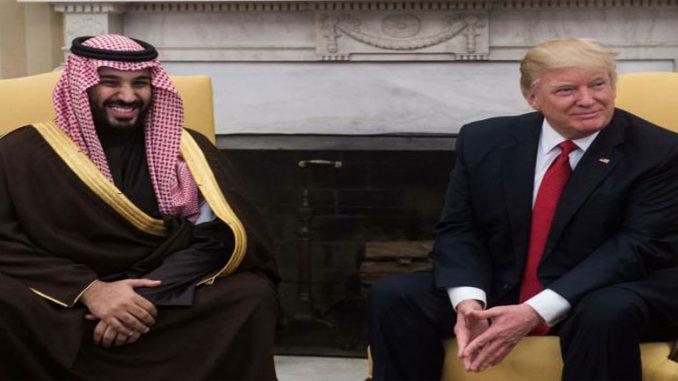 Que s'est-il passé entre Trump et l'Emir Mohammad Bin Salman ?