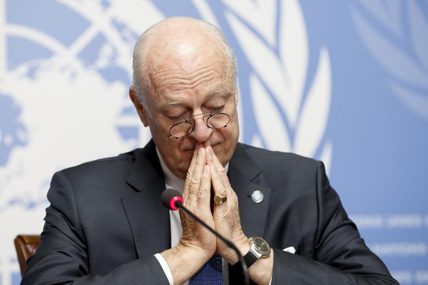 Syrie : Inconséquences d'Arte et défense des Nations-Unies…