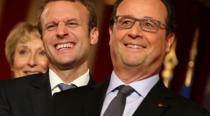 France 2017, le coup d'Etat