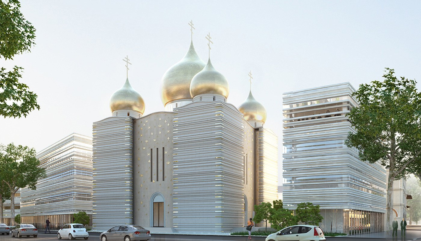 Centre culturel russe