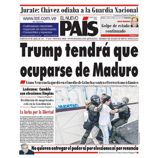 Equateur et Venezuela ciblés par les Etats-Unis