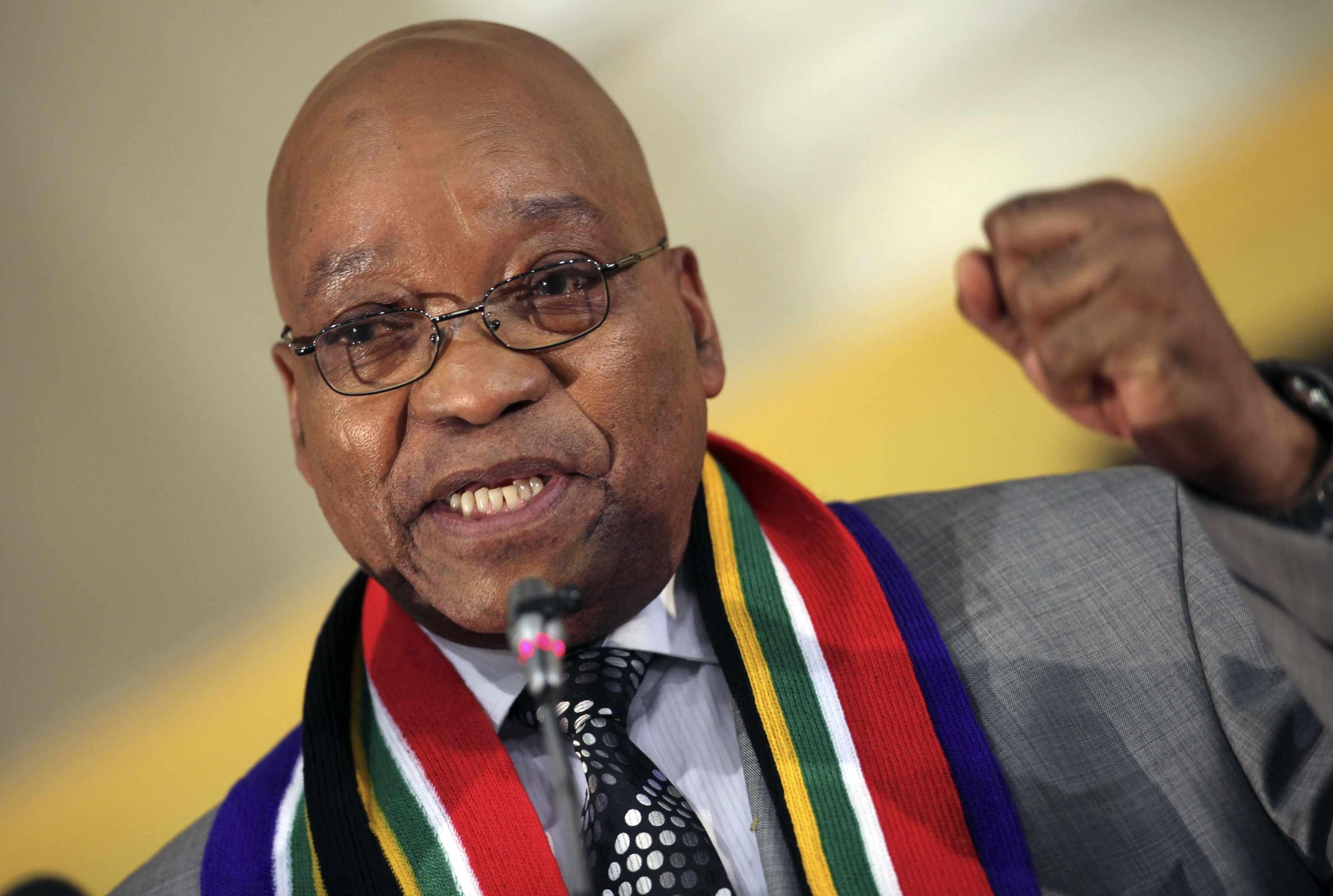 Le coup de force de Jacob Zuma