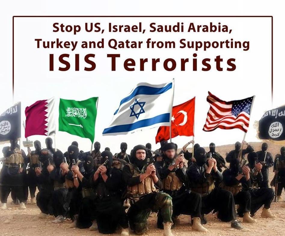 En Syrie, agression impérialiste à visage découvert
