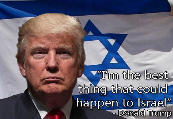 Le 45ème Président... et la Palestine
