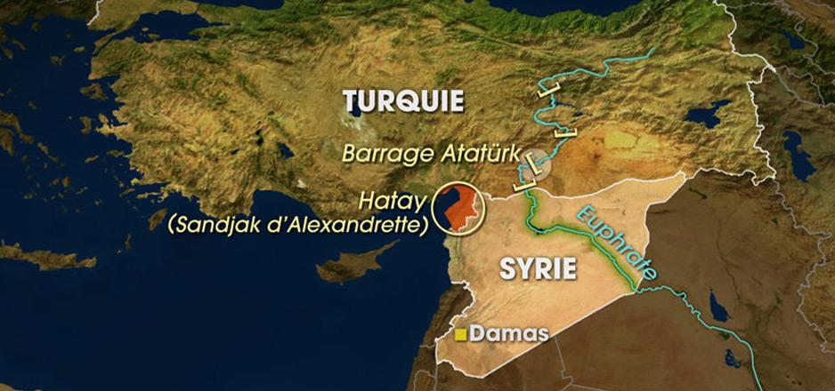 L'opposant syrien Haytham Manna revendique le retour du district d'Alexandrette, occupé par la Turquie, à la Syrie.