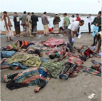 « Déchirés par la guerre » – Massacres US en Syrie, Somalie et Yémen