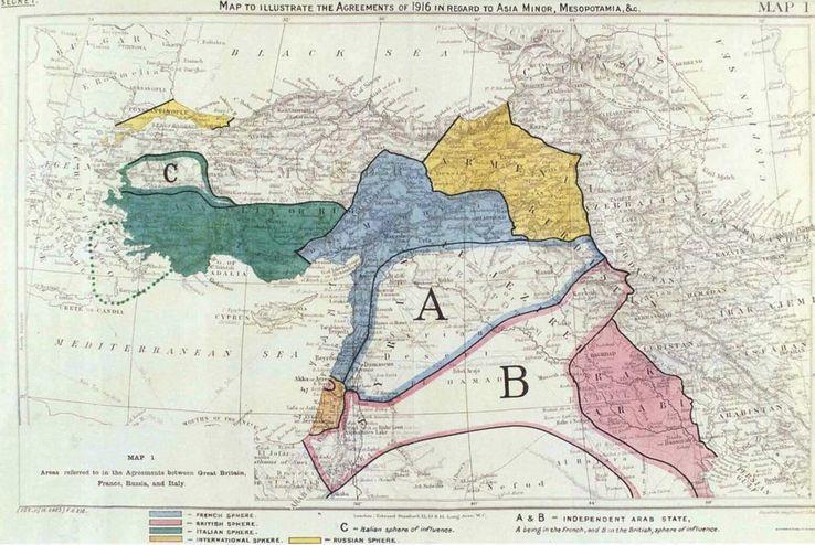 Essai - L'Invention tragique du Moyen-Orient