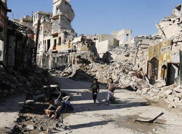 Syrie. Alep réunifiée mais exsangue…