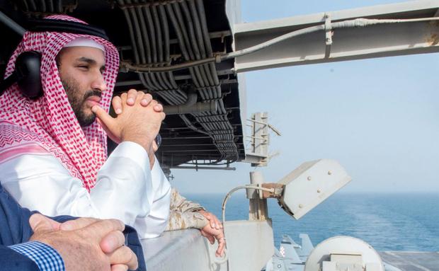 Coup detat saoudien 3