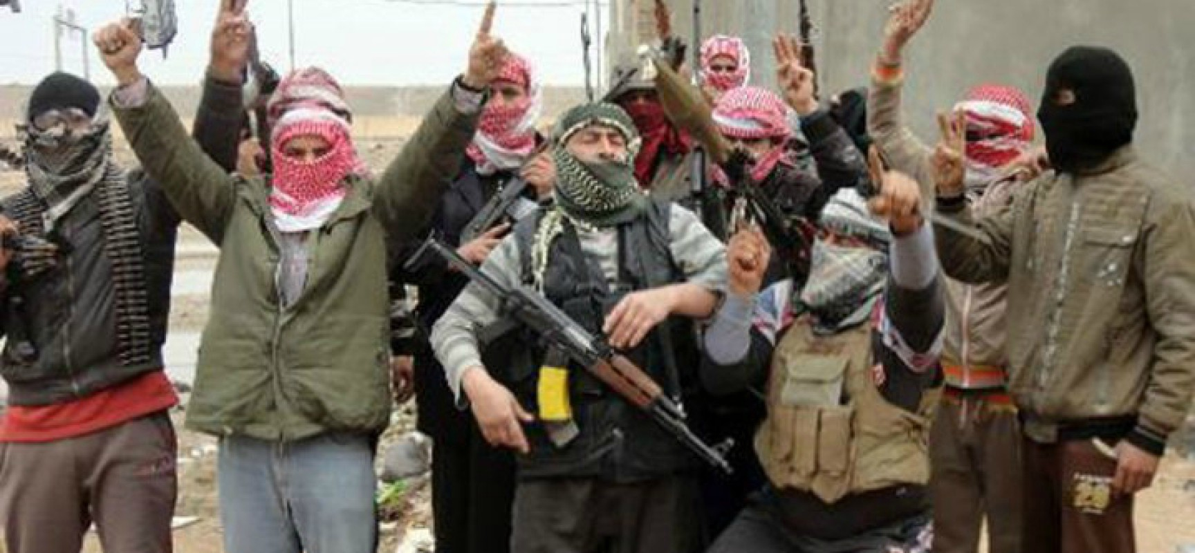 Des services secrets occidentaux financent en Syrie des troupes de mercenaires de la taille d'une armée