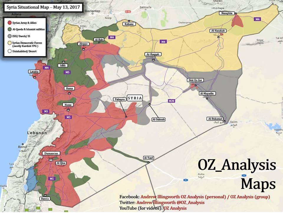 Debka : Les nouvelles tactiques de Daech contre les Américains en Irak et en Syrie
