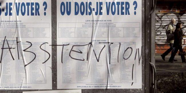 France : Le peuple a décidé son autodissolution