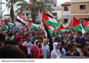 Brève réponse à un ami sur la Palestine et la Syrie