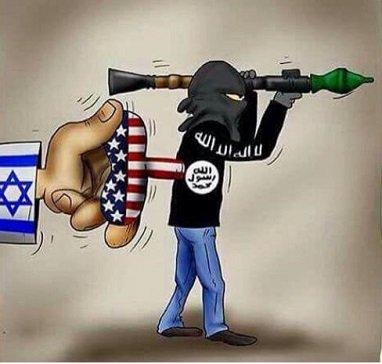 L'Occident finance et soutient le terrorisme!