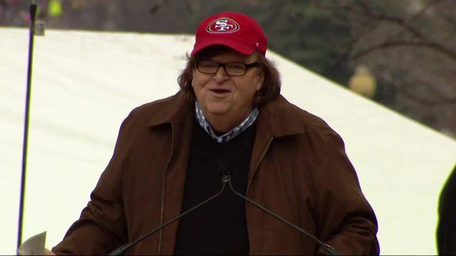 Michael Moore : Pourquoi je lance TrumpiLeaks
