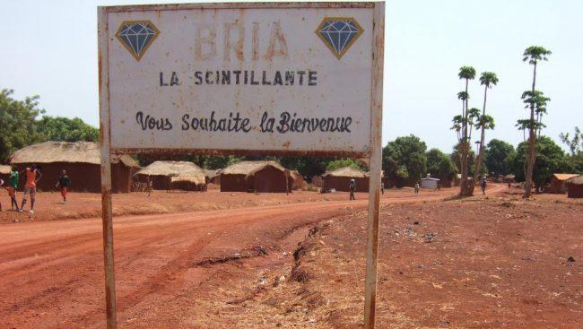 Centrafrique : Bangui vit dans une