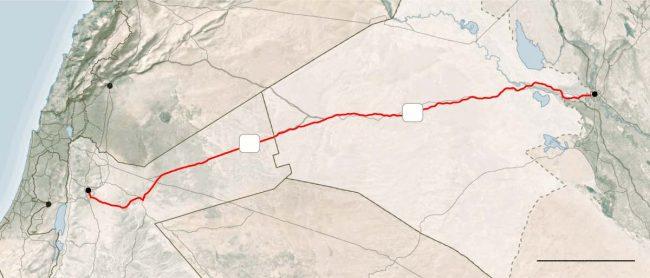 Les États-Unis cherchent à contrôler la province irakienne d'Anbar et au-delà. L'Irak et la Syrie vont les en empêcher.