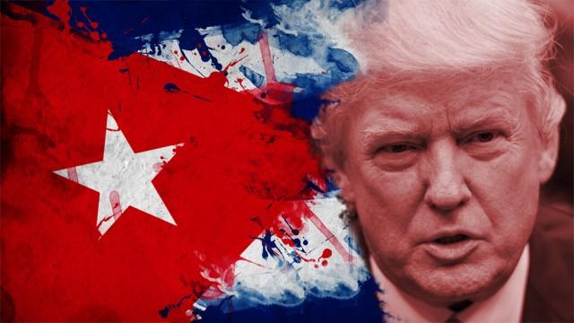Trump paie sa dette à l'extrême droite cubaine