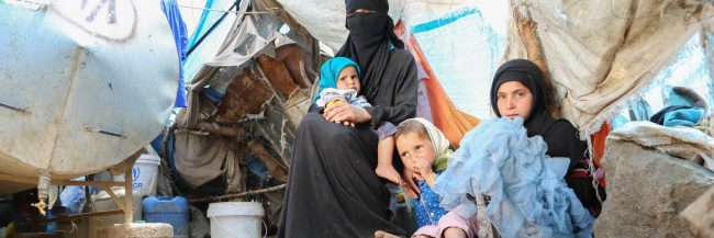 Les pays occidentaux sont complices de crimes contre l'humanité au Yémen.