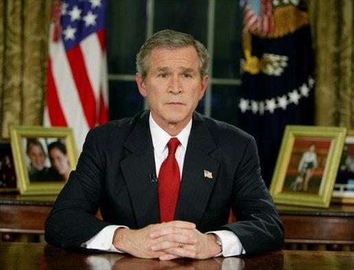 En voulant dégager Trump, il ne faut pas oublier le terrible héritage de George W. Bush