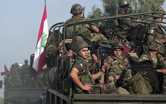 Quels sont les objectifs de la campagne contre l'armée libanaise?