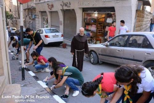 Syrie et rit encore