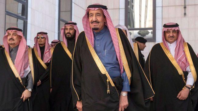 Comment un prince saoudien a renversé son cousin pour devenir l'héritier présomptif du royaume