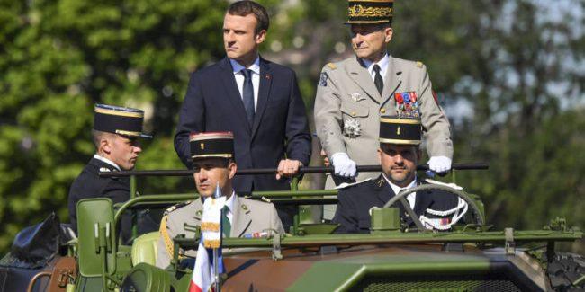 15 hauts gradés de l'armée écrivent à Macron : commander n'est pas « manager »