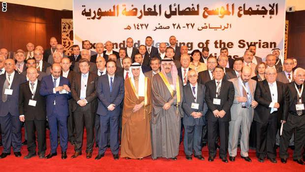 L'Arabie saoudite à ses supplétifs syriens : Bachar a gagné, changez vos fusils d'épaule…