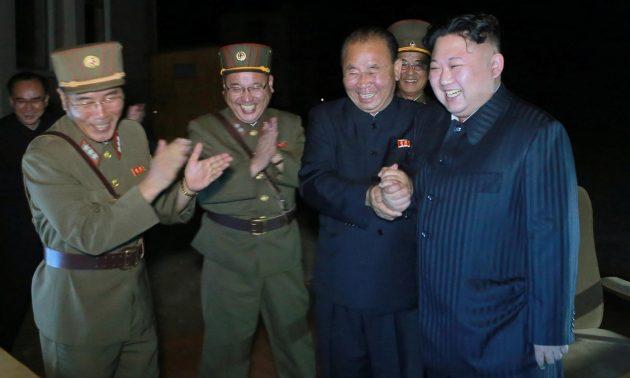 Corée du Nord : le feu, la fureur et la peur