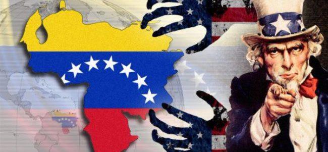 Préparation d'une opération militaire contre le Venezuela en novembre 2017