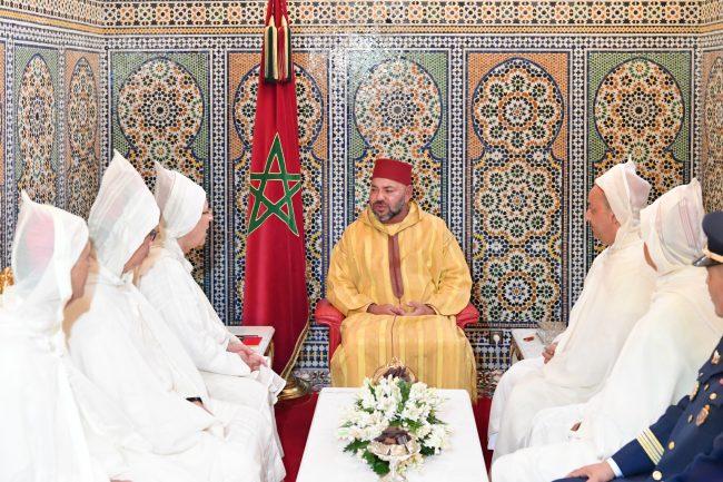 Sahara occidental : Mohammed VI fait son show