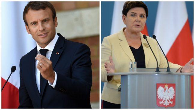 Les trois fautes d'Emmanuel Macron