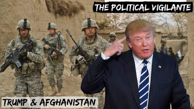 La guerre afghane de Trump