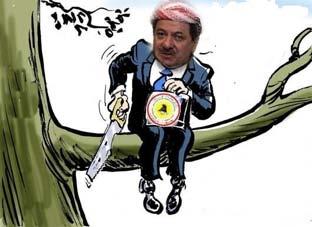 Irak : A quoi joue Barzani ? Barzani