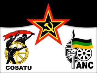 Afrique du Sud : Cosatu et SACP main dans la main