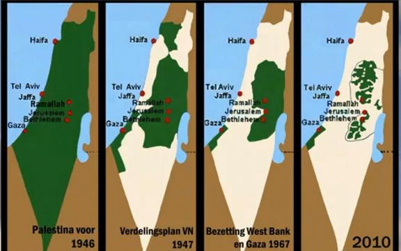 Alain Platel : « Lucas Catherine montre que l'histoire d'Israël n'est qu'une vulgaire colonisation »