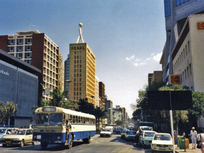 Zimbabwe : Un pays