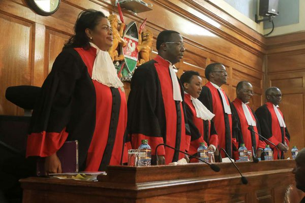 Kenya : L'élection présidentielle invalidée