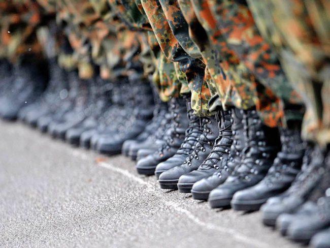La question de la militarisation allemande prochaine