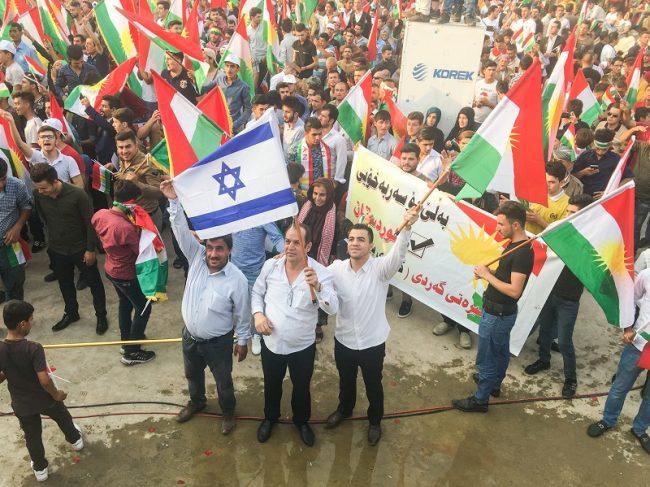 Le Kurdistan irakien: « réserve stratégique » pour Israël