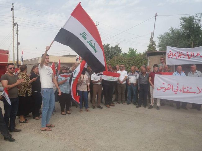 Comment les Kurdes d'Irak assujitissent les minorités assyriennes et yazidies