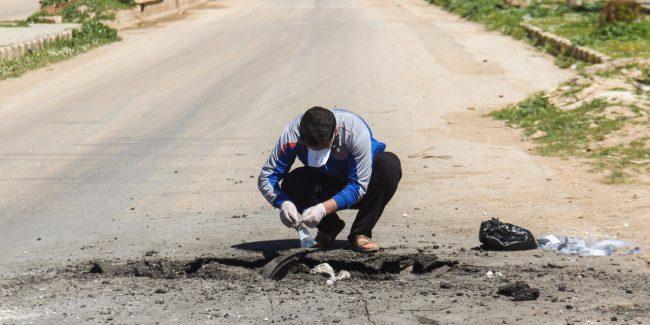 Rapport de l'ONU sur Khan Sheikhoun – Les victimes ont été hospitalisées AVANT l'incident