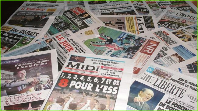 Les journaux privés lâchés par l'Anep