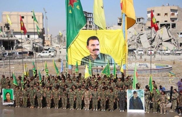 Raqqa : le PKK remplace Daech avec la complicité des Etats-Unis